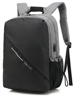 CoolBELL 15.6 Inch Laptop Backpack Travel Bag Multi-function