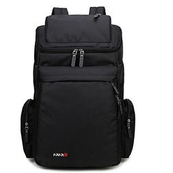 Laptop Backpack Business Bags Water Resistant Polyester 35 l