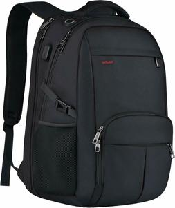Markryden Laptop Backpack Business Bags with USB Charging Po