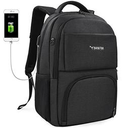 laptop backpack business usb charging