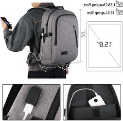 Laptop Backpack, Business Water Resistant Laptops Backpack G