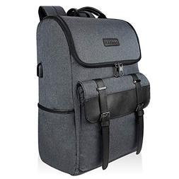 KROSER Laptop Backpack 17.3 inch Large Computer Backpack Sch