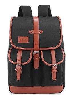 Weekend Shopper Laptop Backpack Knapsack Bookbags for Colleg