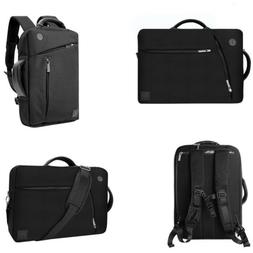 """VanGoddy Laptop Backpack Messenger Bag Briefcase for 15.6"""" D"""