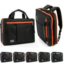 "VanGoddy Laptop Backpack Messenger Bag for 15.6"" Asus ViviBo"