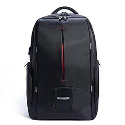 KALIDI Travel Gaming Laptop Backpack 18.4 Inch with USB Char