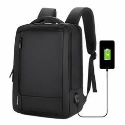laptop backpack professional business backpack with usb