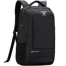 Oiwas Laptop Backpack School Bags Business Travel Carry-on D
