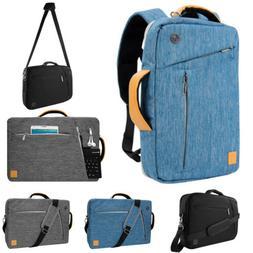 """VanGoddy Laptop Backpack Shoulder Bag Tote For 15.6"""" Dell HP"""