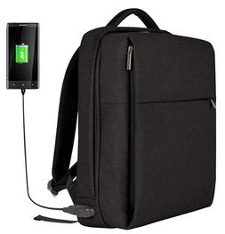OSOCE Laptop Backpack Slim Business with USB Charging Port M