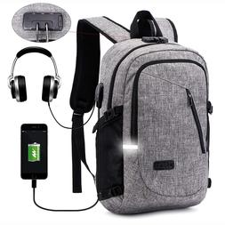 Laptop Backpack, Travel Backpacks Anti Theft Water Resistant