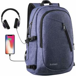 laptop backpack travel computer backpack anti theft