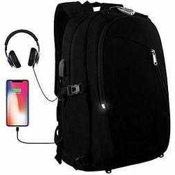 Cafele Laptop Backpack,Travel Computer Bag for Women &