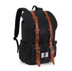 Vintage Laptop Backpack for Women Men, P.KU.VDSL College Sch