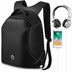 HOMIEE Laptop Backpack, Waterproof Anti-Theft Travel
