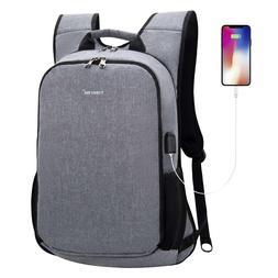 Tigernu Laptop Backpack with USB Charging Port for 15.6 17 I
