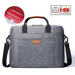 Laptop Bag, KALIDI 17.3 Inch Notebook Briefcase Messenger Ba