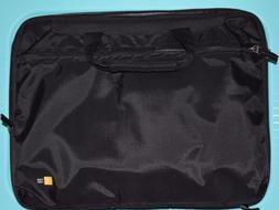 Case Logic laptop bag Brand New Black Color