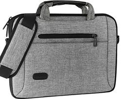 ProCase 11-12 Inch Laptop Bag Messenger Shoulder Bag Briefca