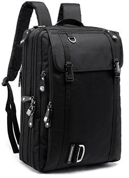 "NUMANNI 17"" Laptop Briefcase Backpack,Business bags for men"