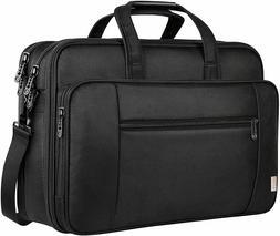 "Laptop Carrying Case 17"" Best Backpack Bag Large Business Br"