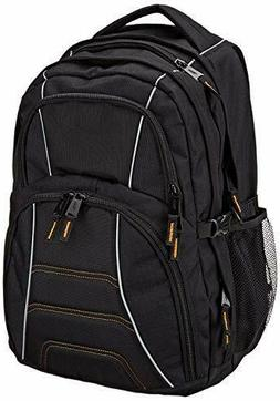 AmazonBasics Laptop Computer Backpack - Fits Up To 17 Inch L
