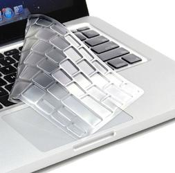 Laptop High Clear Transparent Tpu <font><b>Keyboard</b></fon