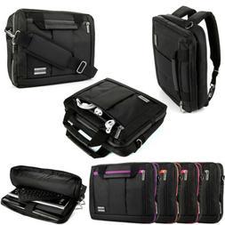 """VanGoddy Laptop Messenger Bag Backpack Briefcase For 11.6"""" H"""