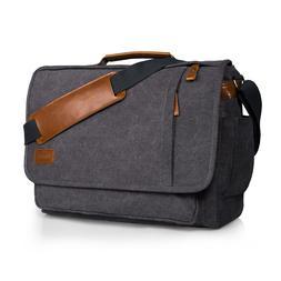 Estarer Laptop Messenger Bag 17-17.3 Inch Water-Resistance C 4dcd32bdd4d20