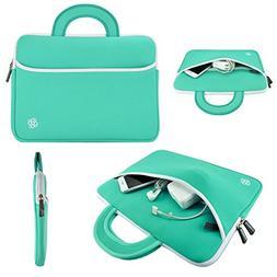 """KOZMICC 11.6 12"""" inch Laptop Neoprene Sleeve Case Bag Carry"""