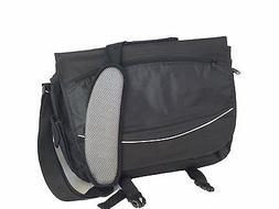 Laptop Portfolio Organizer Briefcase Computer Bag Messenger