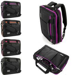 """VanGoddy Laptop Shoulder Bag Backpack Briefcase for 13.3"""" HP"""