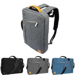 """VanGoddy Laptop Shoulder Bag Backpack Briefcase For 17.3""""Len"""