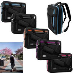 """VanGoddy Laptop Shoulder Bag Backpack Briefcase for 17.3"""" AS"""