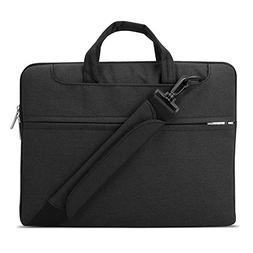 Laptop Bag, Jautenier 13-13.3 Inch Waterproof Fabric Laptop