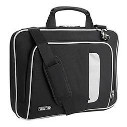 14-15.6 Inch Laptop Shoulder Messenger Bag for Men & Women F