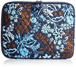 Vera Bradley Laptop Sleeve,Java Floral,One Size