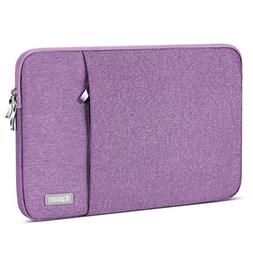 Laptop Sleeve,Egiant Water Resistant Protective Case Bag Com
