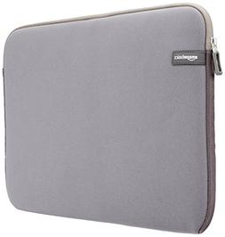 AmazonBasics 15.6-Inch Laptop Sleeve - Grey