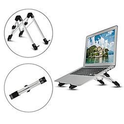 Laptop Stand, Megainvo Portable Laptop Stand Adjustable Eye-