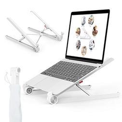 Laptop Stand, Portable Laptop Stand, Foldable Desktop Notebo
