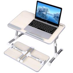 Laptop Table for Bed, Gladle Lap Desks Bed Trays for Eating
