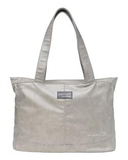 Golla 16 inch Laptop Tote Bag Beige