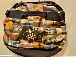 The North Face Large Base Camp Duffel NWT 95 Liter Unique Pr