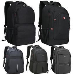 Large Laptop Backpack Anti-Theft Waterproof Business Travel