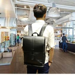 Leather Backpack Bag Rucksack Laptop Bag Briefcase Messenger