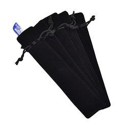 Piel Leather U-Zip Backpack - Black