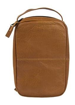 Latico Leathers Basics Travel Kit , Authentic Luxury Leather