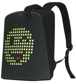 Smart Led Pix Backpack - 15 Laptop - Waterproof Backpack