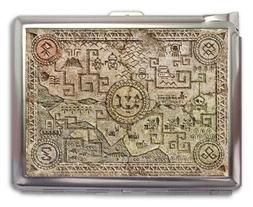 The Legend of Zelda Cigarette Case Lighter Wallet Business C